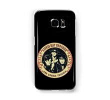 Stevie Ray Vaughan & Double Trouble Vintage Samsung Galaxy Case/Skin