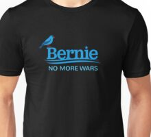 Birdie Sanders - No More Wars Unisex T-Shirt