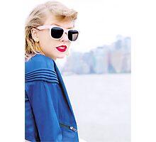 NEW YORK SWIFT Photographic Print