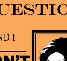 Lucille Bluth Sticker