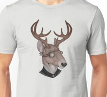 steampunk deer Unisex T-Shirt