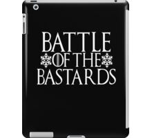 Battle of the Bastards #battleofthebastards Game Thrones Stark Bolton Snow Sansa iPad Case/Skin