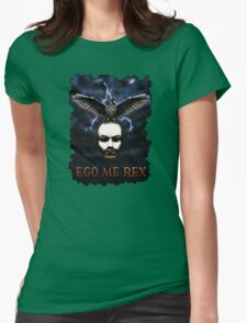 Eagle King Womens Fitted T-Shirt
