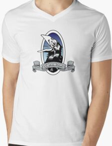 Grateful Dead Carrion Crow - Wake of the Flood Mens V-Neck T-Shirt