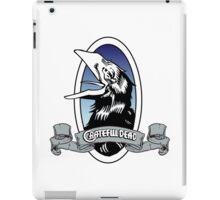 Grateful Dead Carrion Crow - Wake of the Flood iPad Case/Skin
