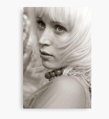 Blond Canvas Print