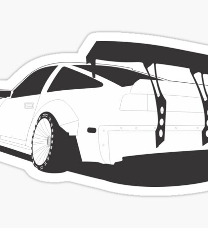 z31 Widebody Sticker