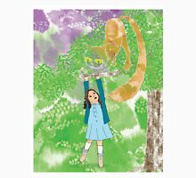 Alice and the Cheshire Cat Unisex T-Shirt