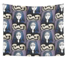 PICASSO PAINTING BY NORA  HAIR NET Wall Tapestry