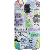 The Fault in our Stars-Iphone case Samsung Galaxy Case/Skin
