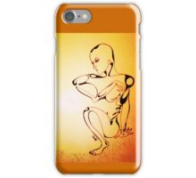 Self-communion iPhone Case/Skin