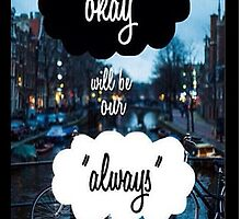 The Fault in our Stars-Iphone case by taylorhahn