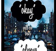 The Fault in our Stars-Samsung Galaxy phone case by taylorhahn