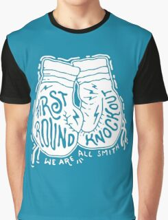 First Round Knock out Graphic T-Shirt
