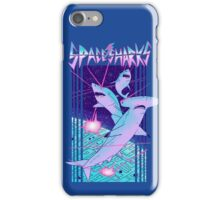 Space Sharks! iPhone Case/Skin