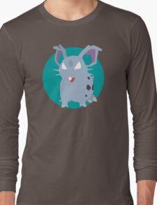 Nidoran Girl - Basic Long Sleeve T-Shirt