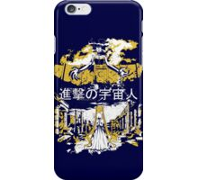 Attack on Moon - Alien Advance iPhone Case/Skin