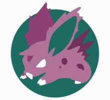 Nidoran Boy - Basic by Missajrolls