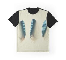 Feathers #1 Graphic T-Shirt