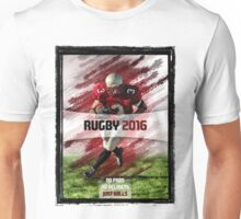 Rugby 2016 Poster Unisex T-Shirt