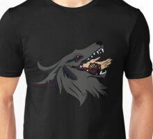 Fenrir the unbound black Unisex T-Shirt