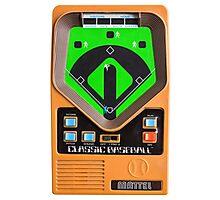 Classic Baseball Game Photographic Print