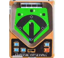 Classic Baseball Game iPad Case/Skin