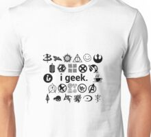 geekdom Unisex T-Shirt