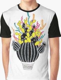 In my cactus Graphic T-Shirt