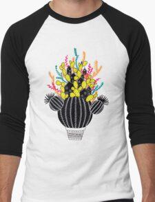 In my cactus Men's Baseball ¾ T-Shirt