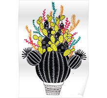 In my cactus Poster