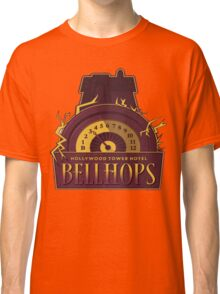 Hollywood Hills Hotel Bellhops Classic T-Shirt