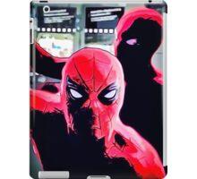 SPIDER MAN CIVIL WAR iPad Case/Skin