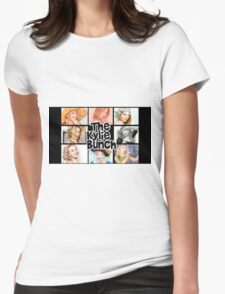 Kylie Minogue - Brady Bunch Edition Womens Fitted T-Shirt