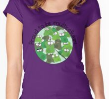 Proud to be Multicellular Women's Fitted Scoop T-Shirt