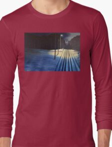 Oh to be Like Frost Long Sleeve T-Shirt