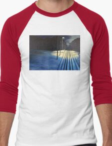 Oh to be Like Frost Men's Baseball ¾ T-Shirt