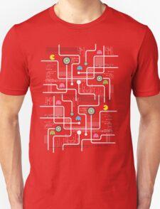 Return Of The Retro Video Games Circuit Board Unisex T-Shirt