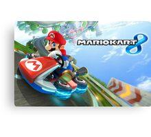 Mario Kart Canvas Print
