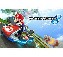 Mario Kart Photographic Print