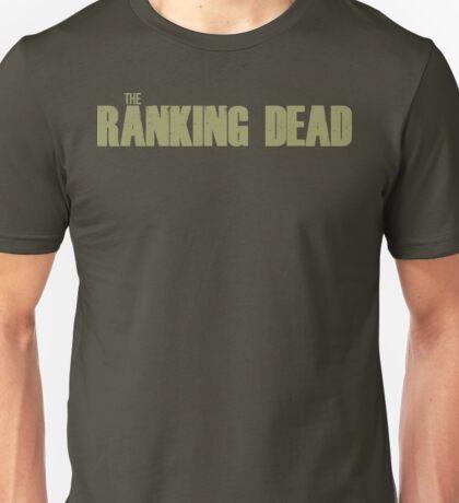 The Ranking Dead Unisex T-Shirt
