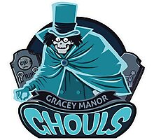 Gracey Manor Ghouls Photographic Print