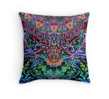 Mandala Energy Throw Pillow
