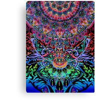 Mandala Energy Canvas Print