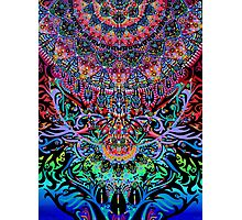 Mandala Energy Photographic Print