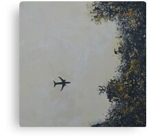 Jet Star Canvas Print