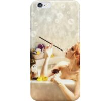 RubaDubDub iPhone Case/Skin