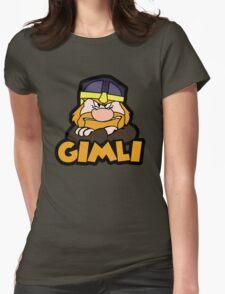 Gimli, the eighth dwarf Womens Fitted T-Shirt