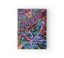 Mandala Energy Hardcover Journal