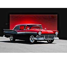 1957 Ford Fairlane 500 Hardtop Photographic Print